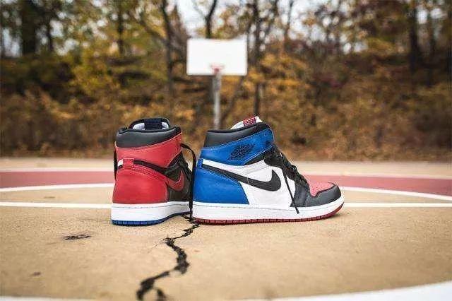 AJ篮球鞋在炒鞋圈人气超高