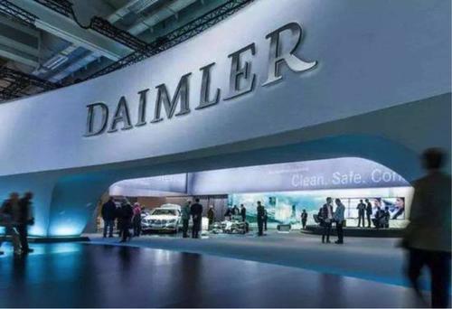 戴姆勒或裁员1千人 为转型电动化削减成本