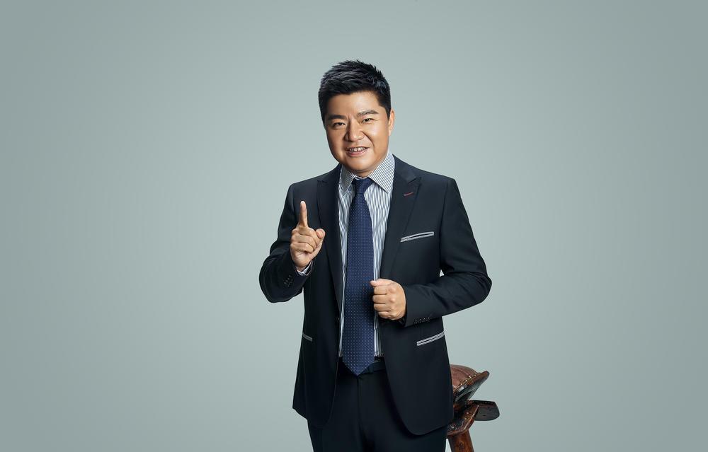 历经四次创业的杨宁。