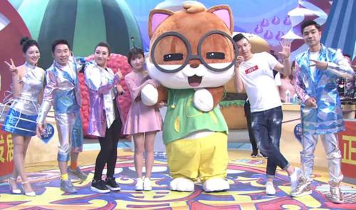 大胃王与素人PK食量 杜海涛承认恋沈梦辰 她的竞吃真人秀首集点播2000万