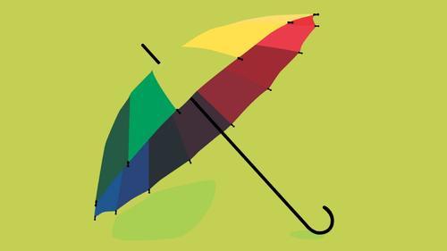 他说下雨就是下钞票 7万余把共享雨伞铺进3城市 雨天使用率300%
