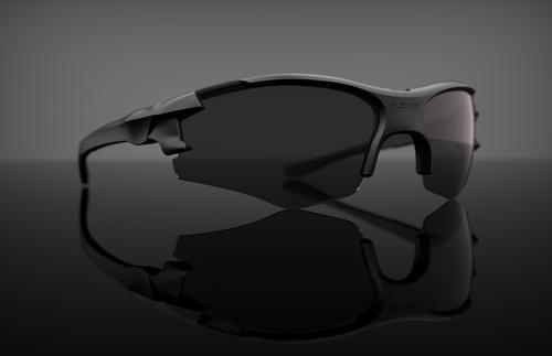 首发 | 融资4.5万美元 扫描3千头颅后 他3D打印出4类人群的运动眼镜
