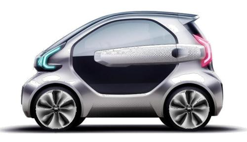 江淮汽车孵化200万欧 他3D打印电动汽车砍9成开发成本 样车5月面市