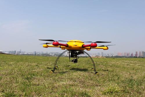 自投500万 他的无人机垂直起降自主导航 2千米高空检测电力异常 流水800万