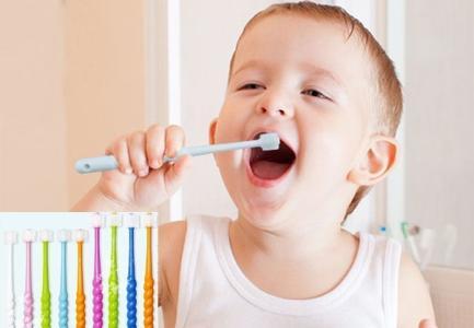 晨起刷牙不出血 他用高速双轮扫净污垢 两月众筹1370万
