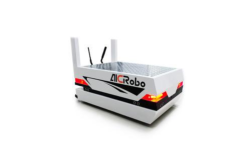 他家机器人会认路 搬物运货展神通 意向合作企业10家