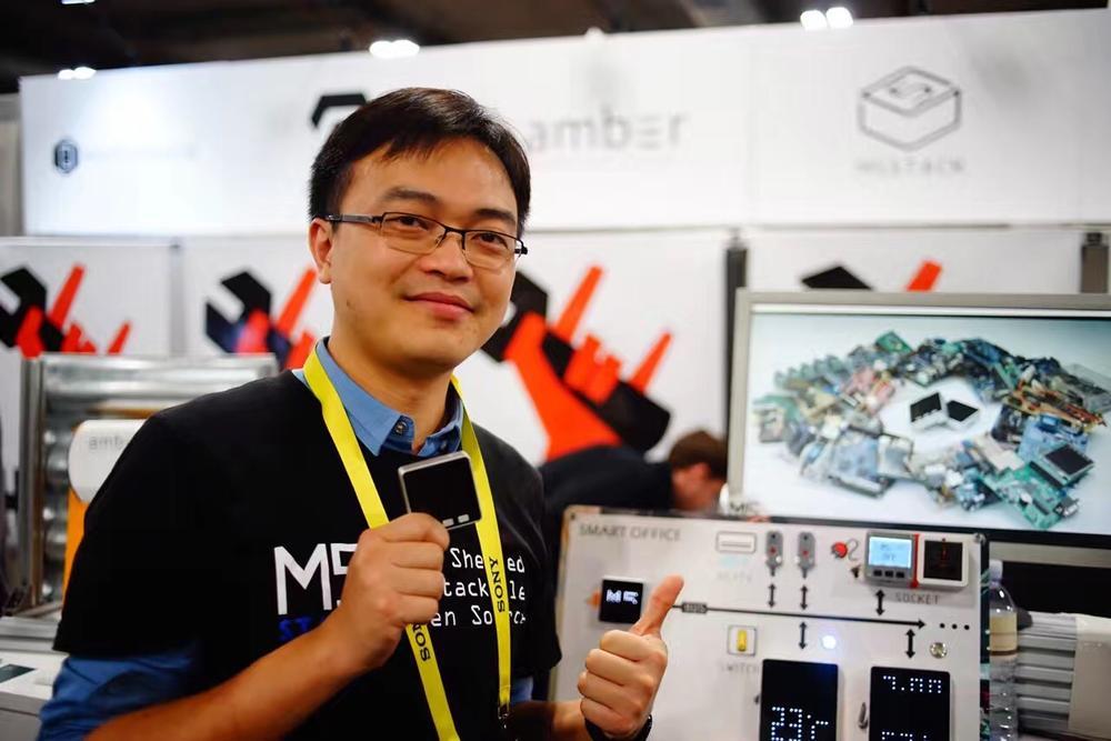 赖景明坦陈向投资人介绍他的产品是件难事。