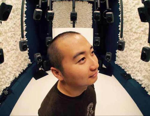 他为优酷VR影院播出全景声 观众置身其间感受三维音频