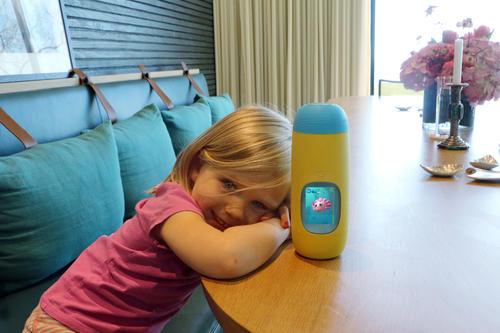 陆兆禧投Pre-A轮 他做智能水杯让熊孩子爱上喝水 已售2万只