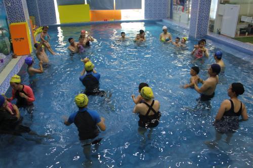 海帆亲子游泳俱乐部获得华谊体育A轮融资 已开设近40家加盟店
