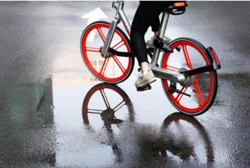 热点|摩拜被曝获10亿美金新一轮融资 单车市场资金大战继续