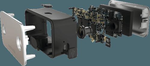 首发   获投650万 他的3D相机可录制4K画面 众筹7天即获100台订单