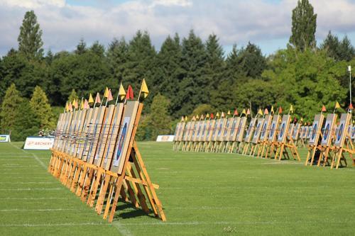 他与248家俱乐部合作  搭建射箭数据云平台 获20亩赛场运营权