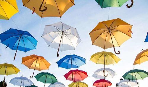 独家哦 这家共享雨伞融资1000万 投放于共享单车车篮