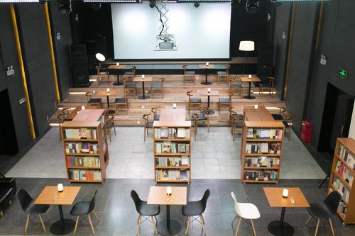 开在北京798的共享商务空间 黄西曾包场讲脱口秀 12月正式开业