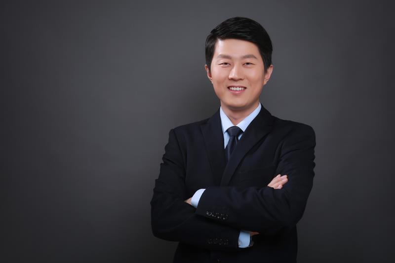 魏红心博士研究区块链已有6年时间。
