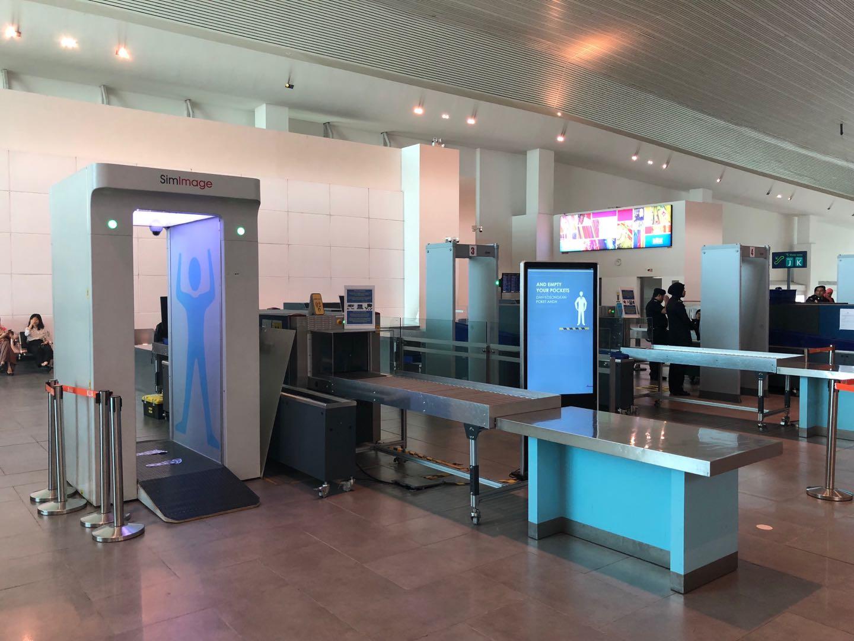 芯影科技产品应用于马来西亚吉隆坡Klia2航站楼