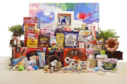 90后清华博士退学只为卖零食 萌系礼盒塞满异域美味 月入100万+