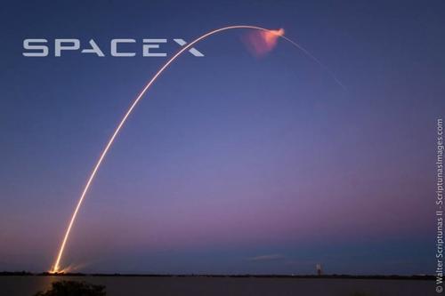 SpaceX完成5亿美元新融资 富达投资集团领投马斯克跟投