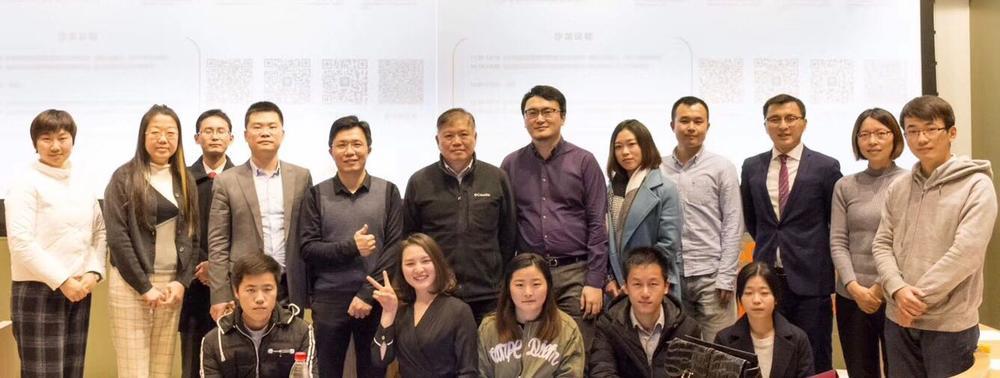 在这支团队里,杨健是张宏达的大学同学