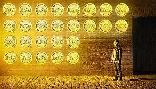 他用区块链赋能黄金交易:年交割3亿元 牵手万家珠宝店让闲置金条再生利润