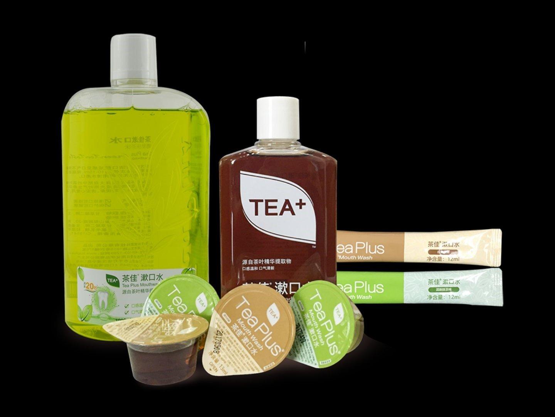 清华才子以茶叶造漱口水:一次性小包装进驻海底捞 无人货架铺设2千张餐桌