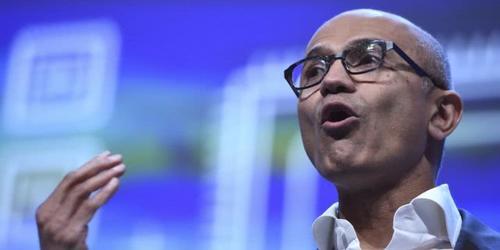 微软CEO纳德拉:面部识别技术对社会危害大
