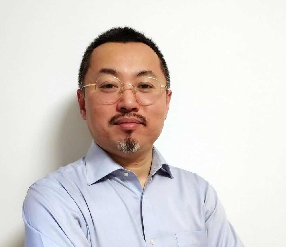 朱旭光在企业信息化、