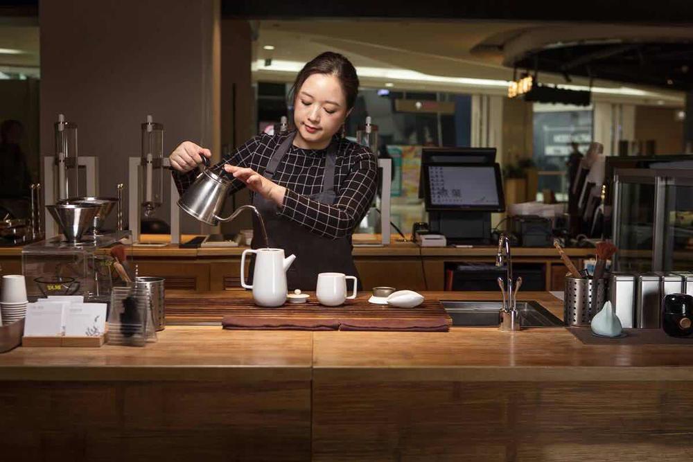 刘芳希望茶也能变成一个世人皆知的品牌。