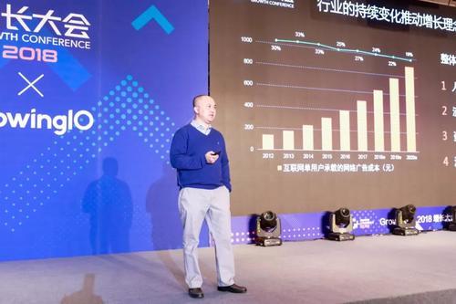 """商业数据分析商""""GrowingIO""""完成 3000万美元 B 轮融资 NEA、经纬等投资"""