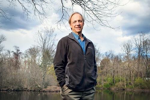 桥水基金创始人Ray Dalio:成功人士也有缺点 他们成功是因为正视错误与缺点