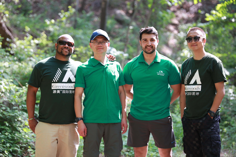 游美的核心团队来自中美两国,创始人李璟晖具有多年跨国营地运营经验。