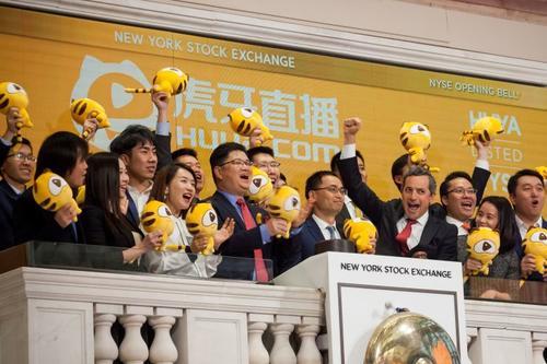 热点丨虎牙CEO董荣杰CNBC专访:将扩大海外市场优势