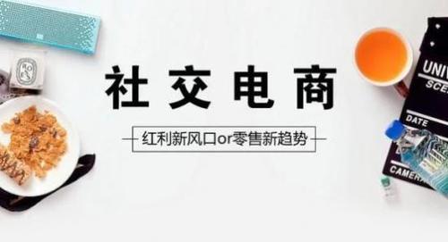 """社交电商""""百花齐放"""" 光鲜背后是大战将起"""