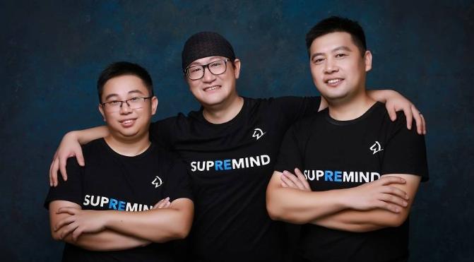 (左:林亦宁中:CEO彭垚右:姚唐仁)