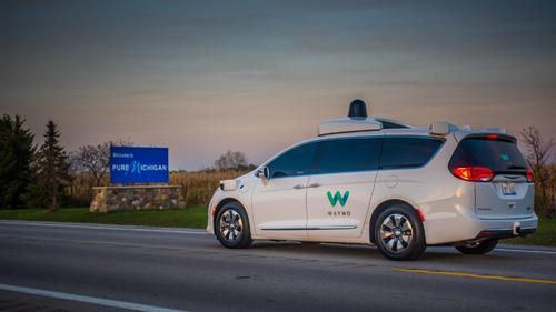 Waymo宣布纯无人驾驶汽车即将上路