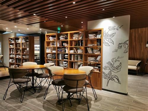 苏宁小店开首家咖啡专门店 上线27款饮品