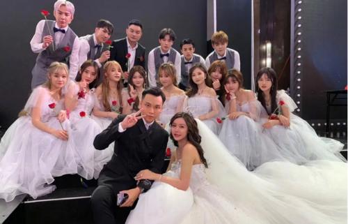 短视频娶了电商:从网红韩安冉婚礼卖货说起