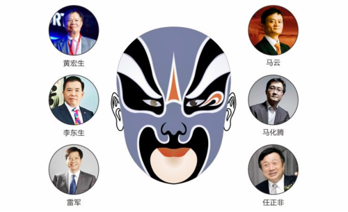 激荡四十年 中国企业家沉浮录