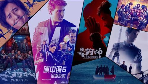 从《泰坦尼克》到《碟6》:电影市场巨变的二十年