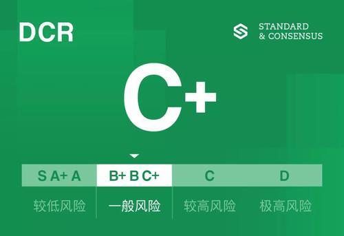 标准共识评级:DCR 通过混合共识机制平衡权益分配