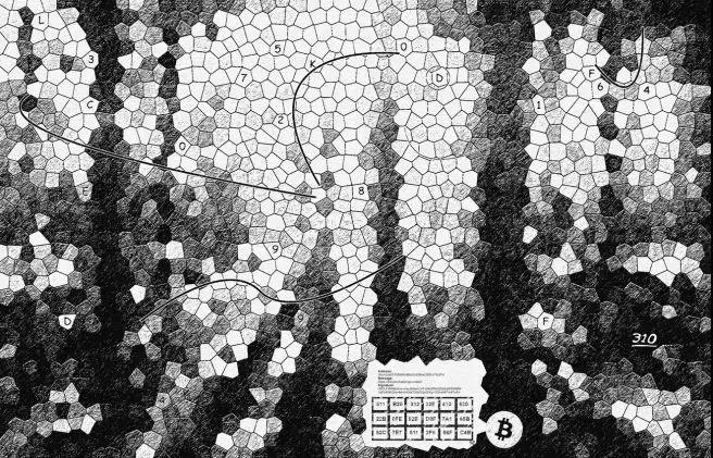 310BTC解谜游戏图片
