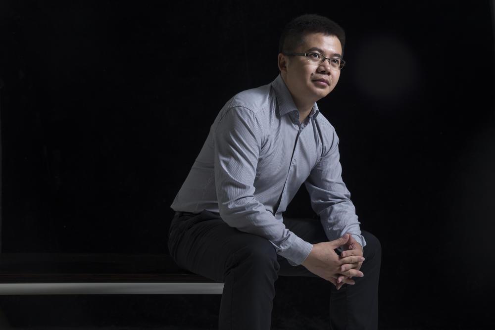 """陈志华认为,互助、保险和筹款是悟空保集团的""""三根救命毫毛""""。"""